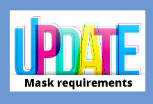 update mask requirements