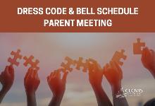 dress code & bell schedule