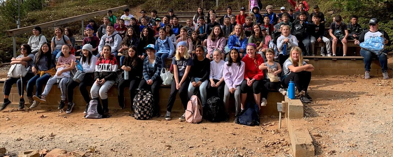 Sierra Outdoor School 2019-2020