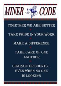 Minor Code image